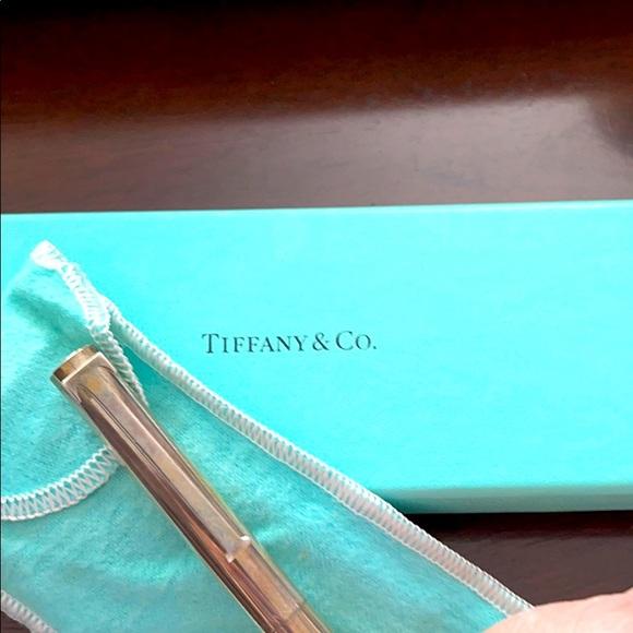 Tiffany Executive T- Clip Retractable Pen